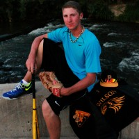 Colton Wilson - 2015 Recipient - Thompson Valley High School